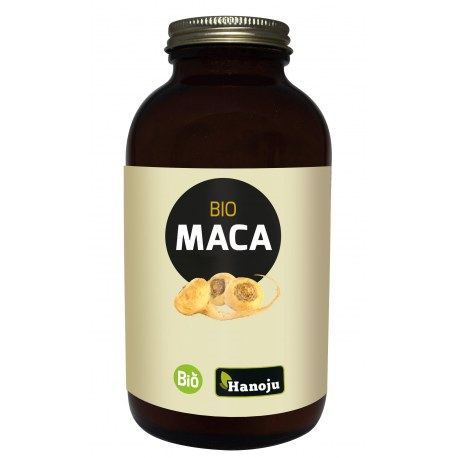 Organiczna Maca Premium ekstrakt 4:1 500mg 600 tabletek