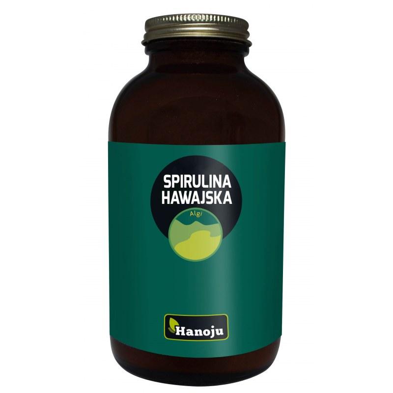 Spirulina hawajska w tabletkach 650 tabletek po 500mg for Spirulina w tabletkach