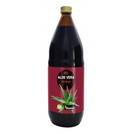 Organiczny Sok z Aloe Vera 1000 ml