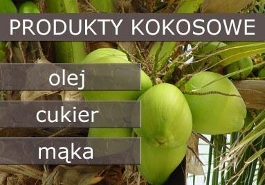 Produkty Kokosowe