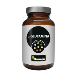 L-Glutamina 500mg 90 kapsułek wegetariańskich
