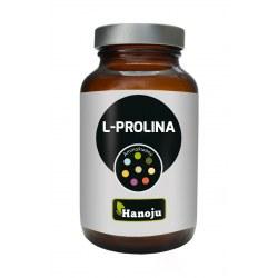 L-Prolina 400mg 90 kapsułek wegetariańskich