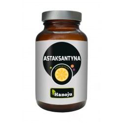 Astaksantyna 135mg + witamina C 500mg 90 kapsułek