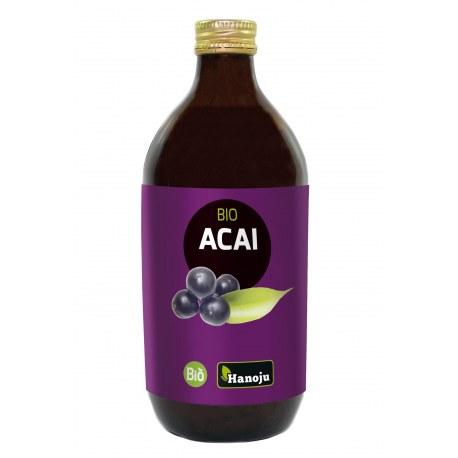 Organiczne puree z Acai 100% 1000ml
