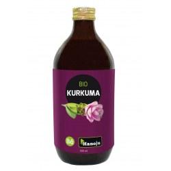 Ekologiczne Puree z Kurkumy