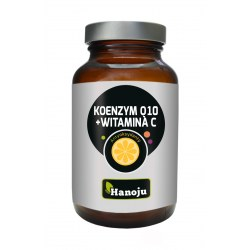 250mg koenzym Q10 + 250mg witamina C 60 kapsułek