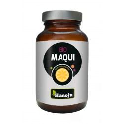 Organiczne Maqui ekstrakt 500mg 90 kapsułek