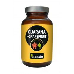 Grejpfrut + Guarana 450mg 60 kapsułek wegetariańckich