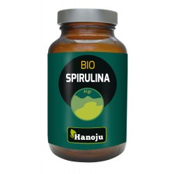 Organiczna Spirulina 800 tabletek 400mg
