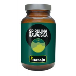 Spirulina Hawajska 500 mg 250 tabletek