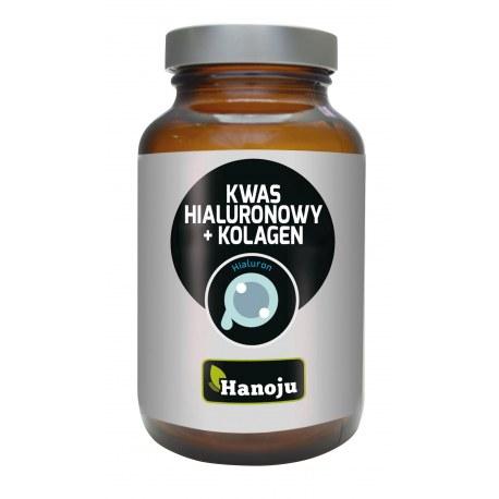 Kwas hialuronowy + Kolagen 250mg 60 kapsułek