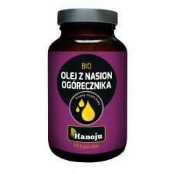 BIO olej z Ogórecznika 90 kapsułek